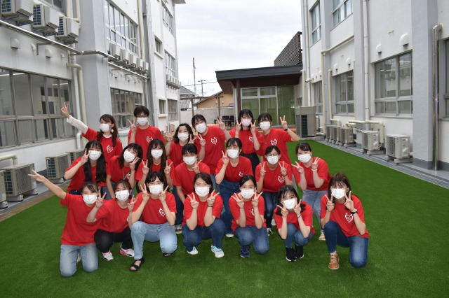 学生企画オープンキャンパスを開催しました。